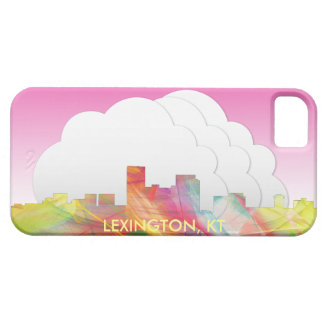 LEXINGTON KENTUCKY SKYLINE WB1 - iPhone SE/5/5s CASE