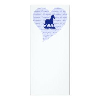 Lexington KY Horse Card