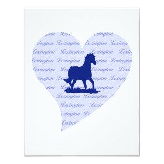 Lexington KY | Horse Kentucky Blue Kentucky Blue Card