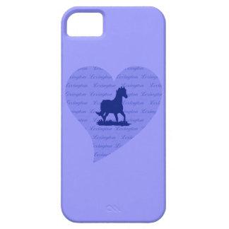 Lexington KY Horse Racing Bluegrass State iPhone 5 Case