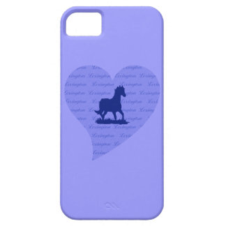 Lexington KY Horse Racing Bluegrass State iPhone SE/5/5s Case