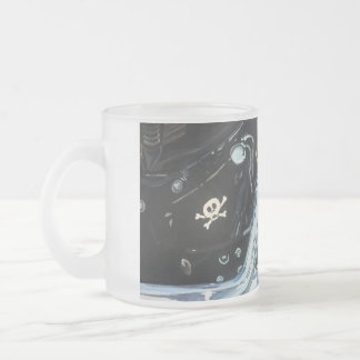 Lexington Locals Frosted Glass Coffee Mug
