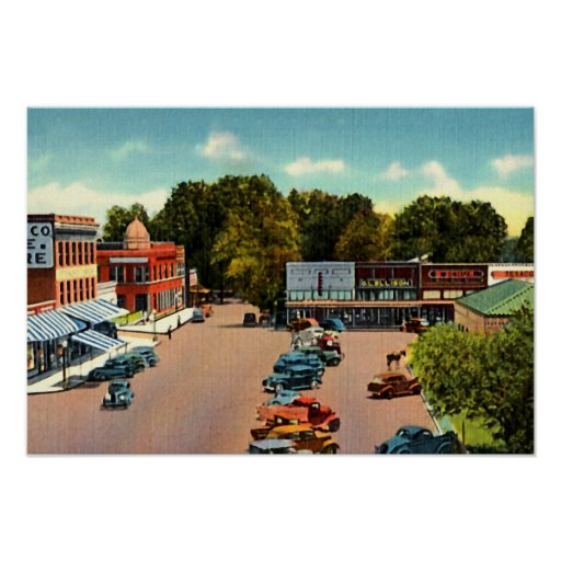 Lexington Mississippi Posters