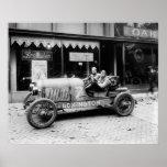 Lexington, Pikes Peak Car: 1921 Posters