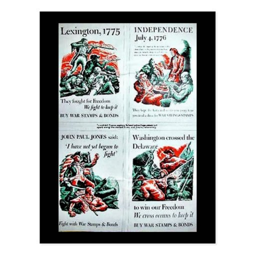 Lexington Tarjetas Postales