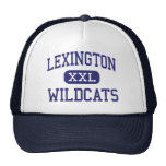 Lexington - Wildcats - High - Lexington Trucker Hat