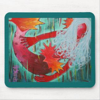 Lexi's Mermaid Mouse Pad