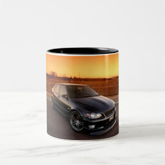 Lexus IS200 Two-Tone Coffee Mug