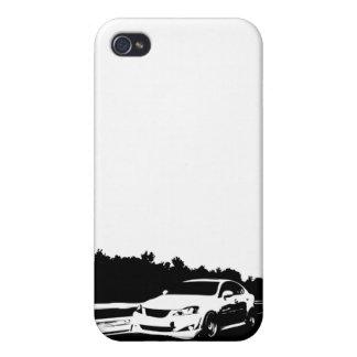Lexus IS 350 iPhone case iPhone 4/4S Case