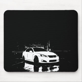 LEXUS IS-F MOUSE PAD