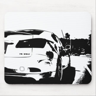 Lexus ISF Mouse Pad