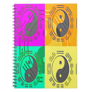 Ley de la atracción - Ying Yang Note Book