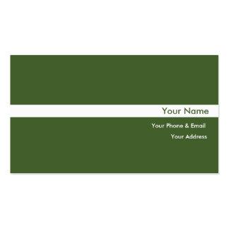 Ley - negocio tarjeta de visita