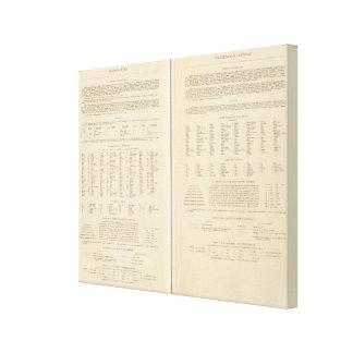 Leyenda 15961 la Argentina Impresión En Tela