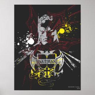 Leyenda de Batman Impresiones