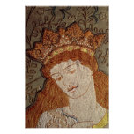 Leyenda de Geoffrey Chaucer la 'de buen Women Póster