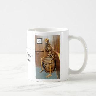 Leyenda de Mortimer Taza De Café