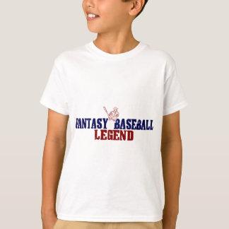 Leyenda del béisbol de la fantasía (2009) camisas
