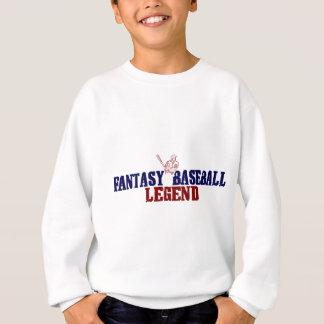 Leyenda del béisbol de la fantasía (2009) remera