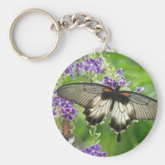 Leyenda del llavero de las mariposas