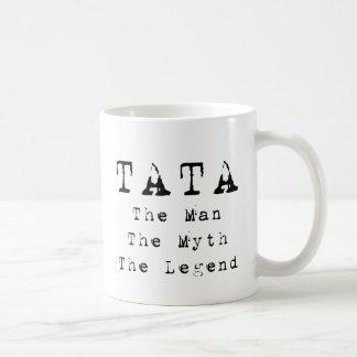 Leyenda del mito del hombre de Tata Taza Clásica