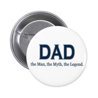Leyenda del mito del hombre del papá pin
