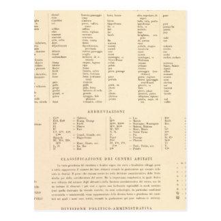 Leyenda Francia septentrional 3234 Tarjeta Postal