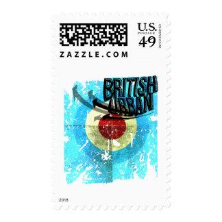 Leyendas urbanas británicas sello
