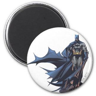 Leyendas urbanas de Batman - 10 Imán Redondo 5 Cm
