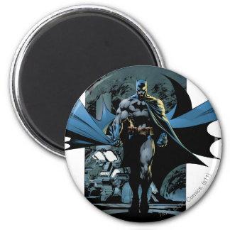 Leyendas urbanas de Batman - 1 Imán Redondo 5 Cm