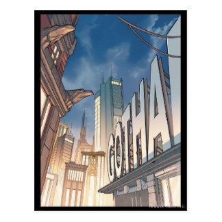 Leyendas urbanas de Batman - BG 1 - Gotham City Tarjeta Postal