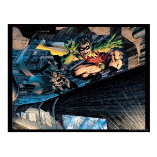 Leyendas urbanas de Batman - CS5 Postal