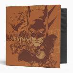 "Leyendas urbanas de Batman - máscara anaranjada Carpeta 1 1/2"""