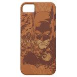 Leyendas urbanas de Batman - máscara anaranjada iPhone 5 Carcasas
