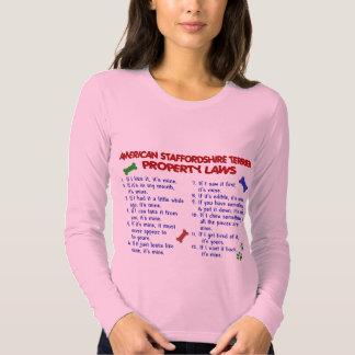 Leyes 2 de la propiedad de STAFFORDSHIRE del Polera