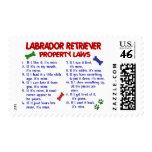Leyes de la propiedad del LABRADOR RETRIEVER