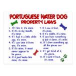 Leyes PORTUGUESAS 2 de la propiedad del PERRO de A Tarjetas Postales