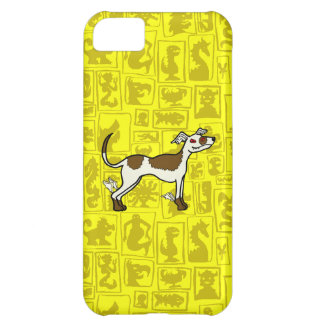 Leylaps the uncatchable greyhound case for iPhone 5C