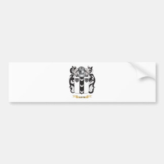 Leys-2 Coat of Arms Family Crest Bumper Stickers