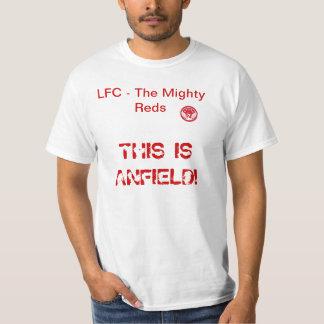 LFC Mighty Reds T-Shirt