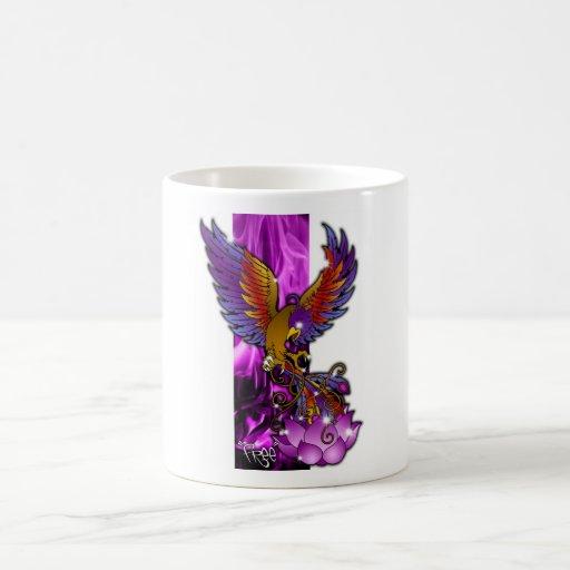LFDF Phoenix Lotus Taza Clásica