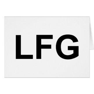 LFG CARD