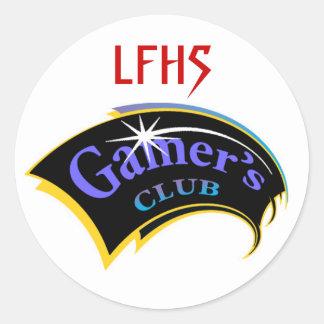 LFHS Gamer's Club Sticker