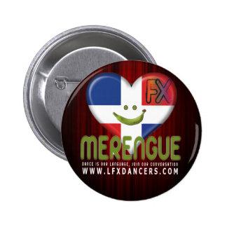 LFX Dancers Button Merengue Platano Smiley