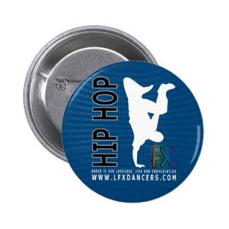 LFX Dancers Hip Hop FX Button Blue