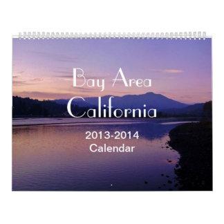 LG 2013-2014 San Francisco California Calendar