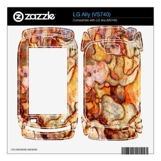 LG Ally (VS740) Skin For The LG Ally