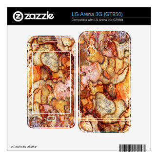 LG Arena 3G (GT950) Skin For LG Arena 3G