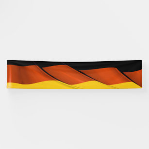 flag of germany banners signs zazzle