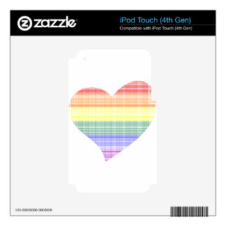 lgbt14 skins for iPod touch 4G